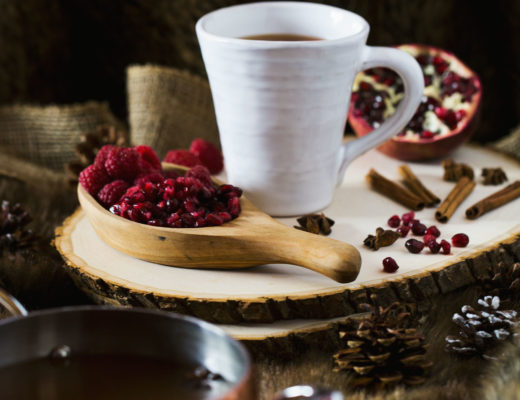 Mulled Christmas Tea Recipe