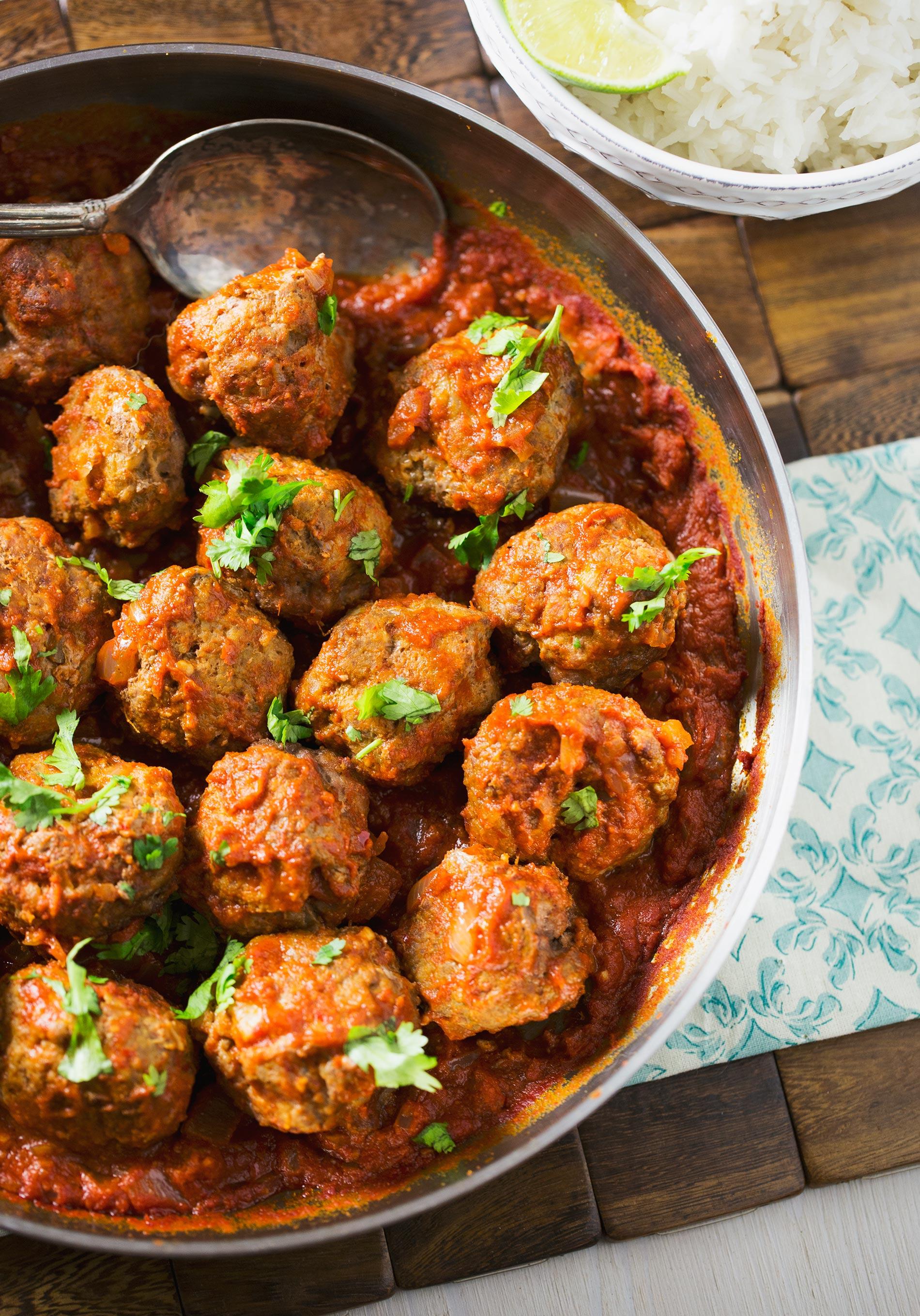 Thai-Meatballs