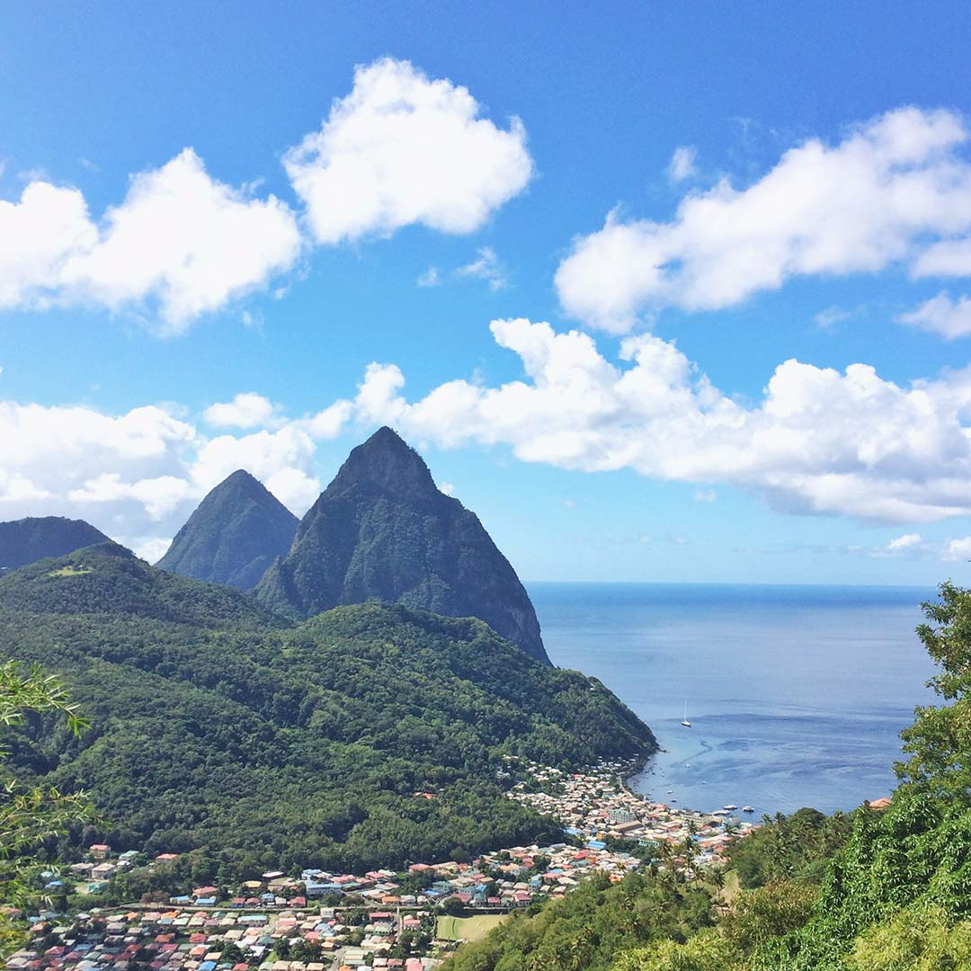 The-Pitons-St-Lucia