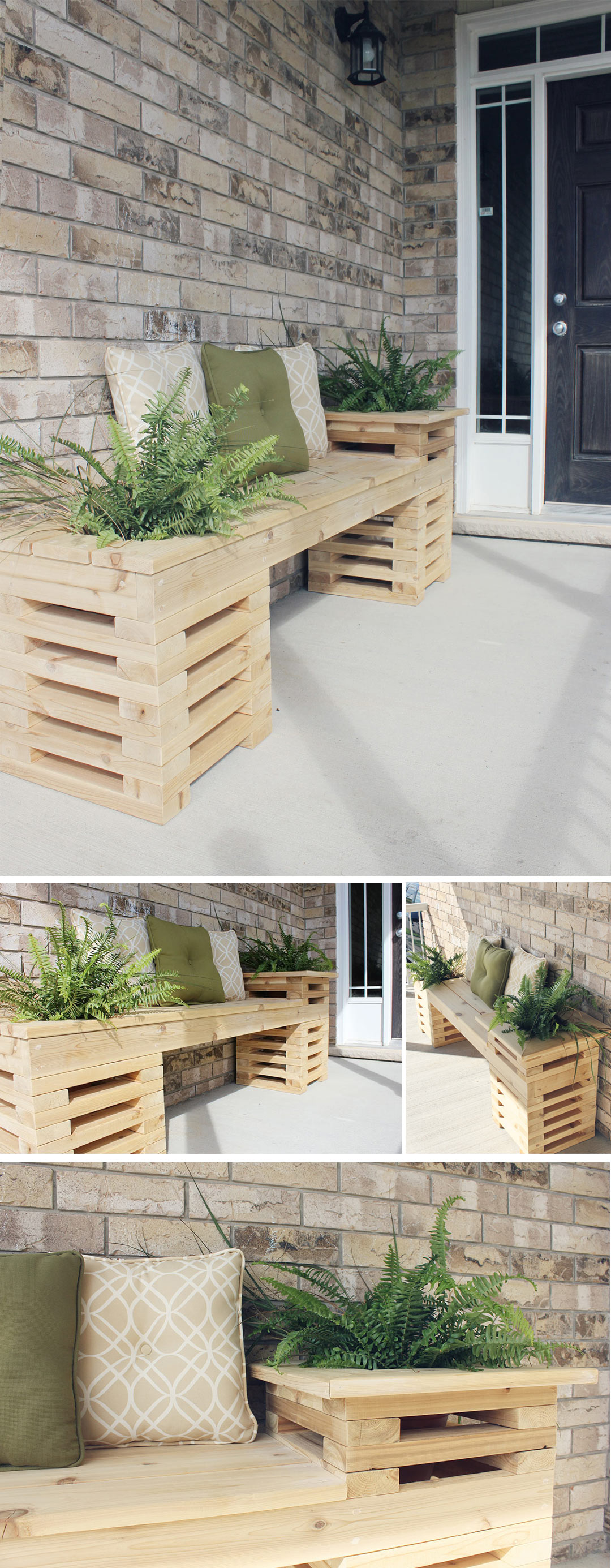 Cedar-Bench-DIY-Project