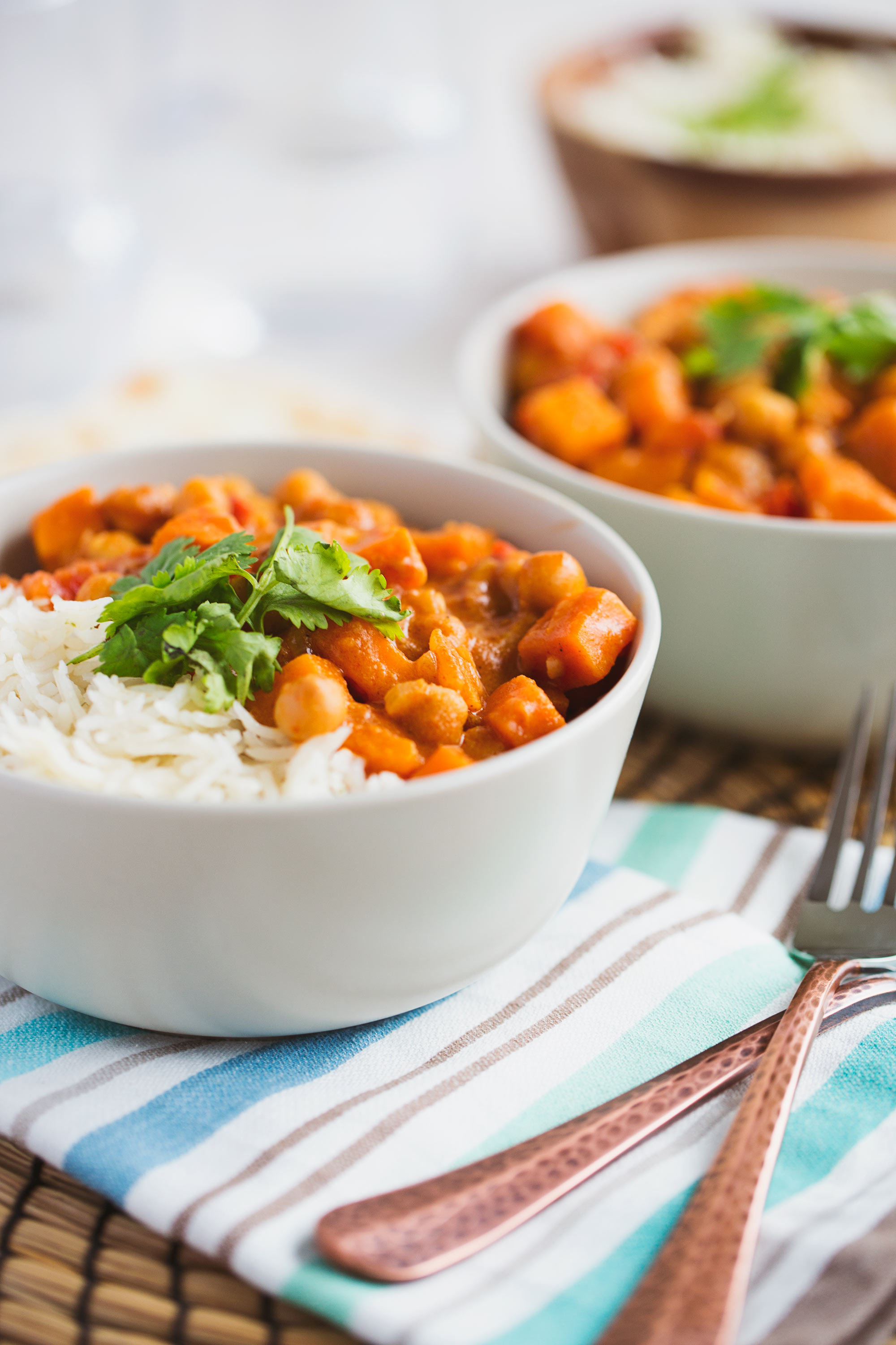 Chickpea-Sweet-Potato-Curry
