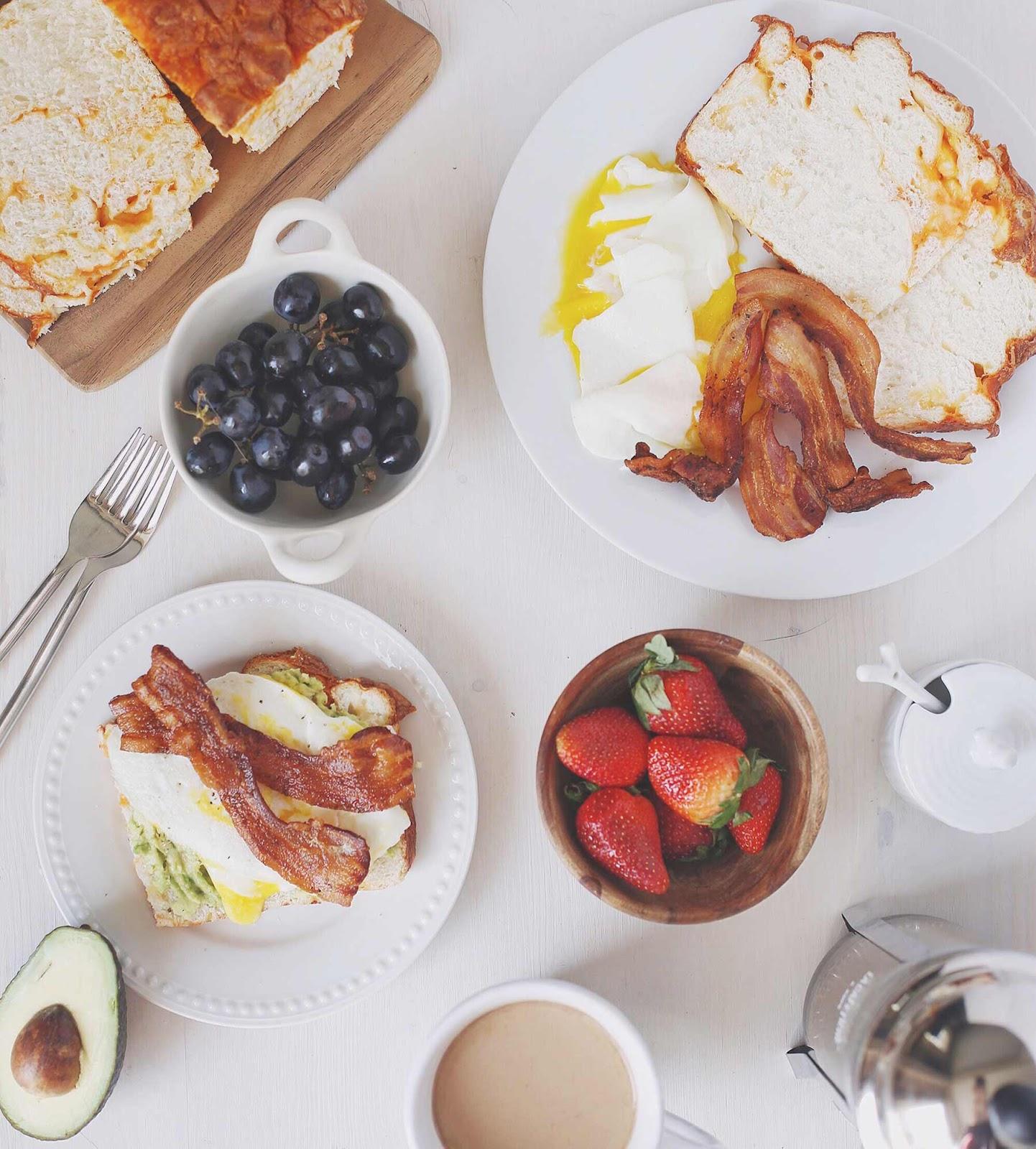 Breakfast-Saturday