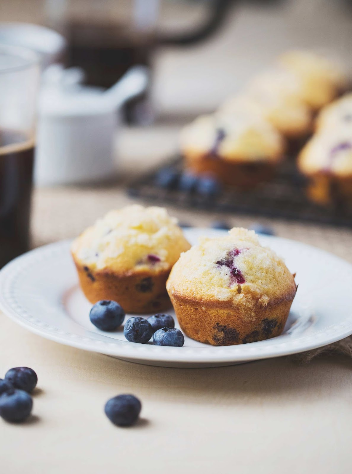 Buttermilk-Blueberry-Muffin-Baking