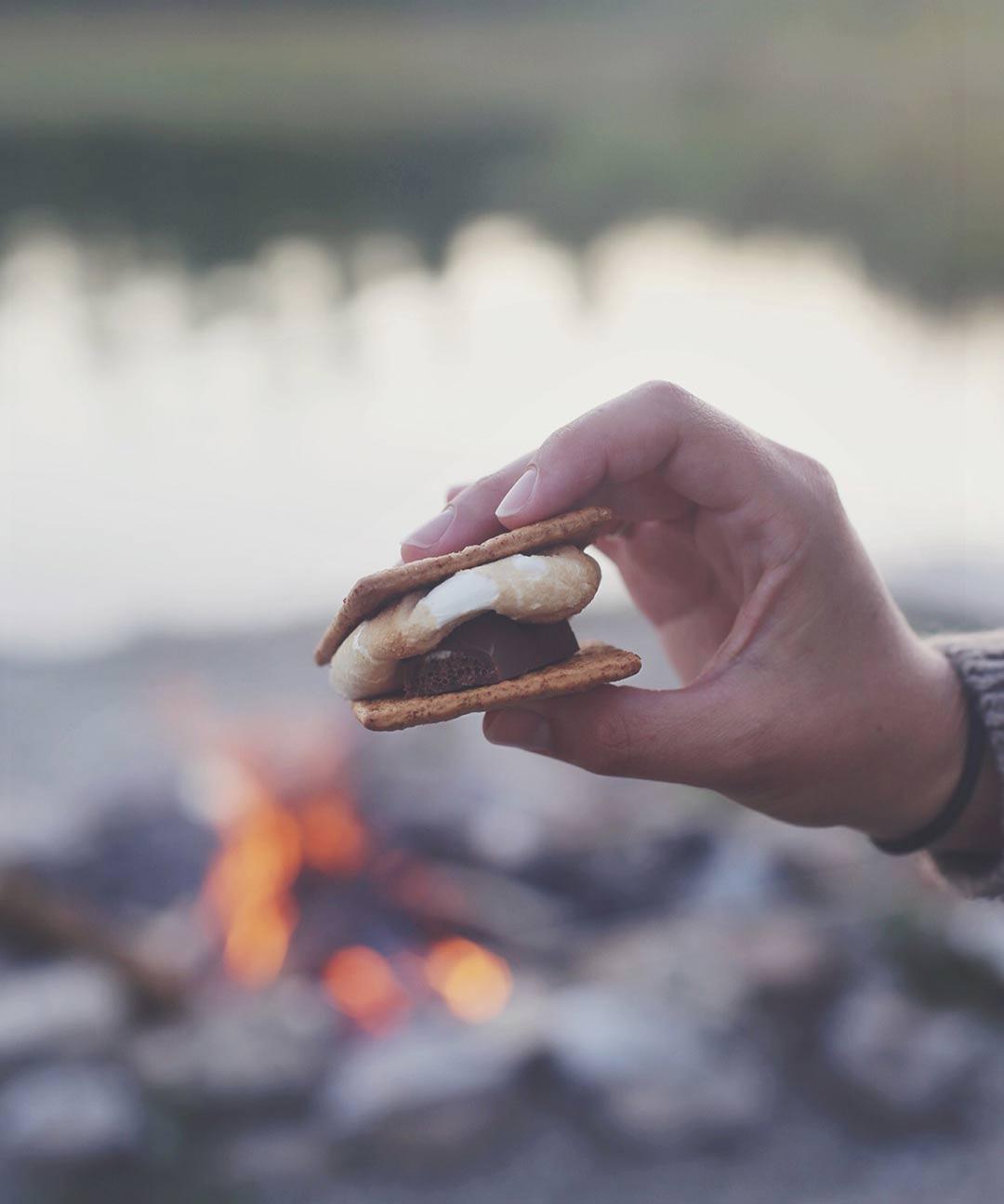 Campfire-Smores