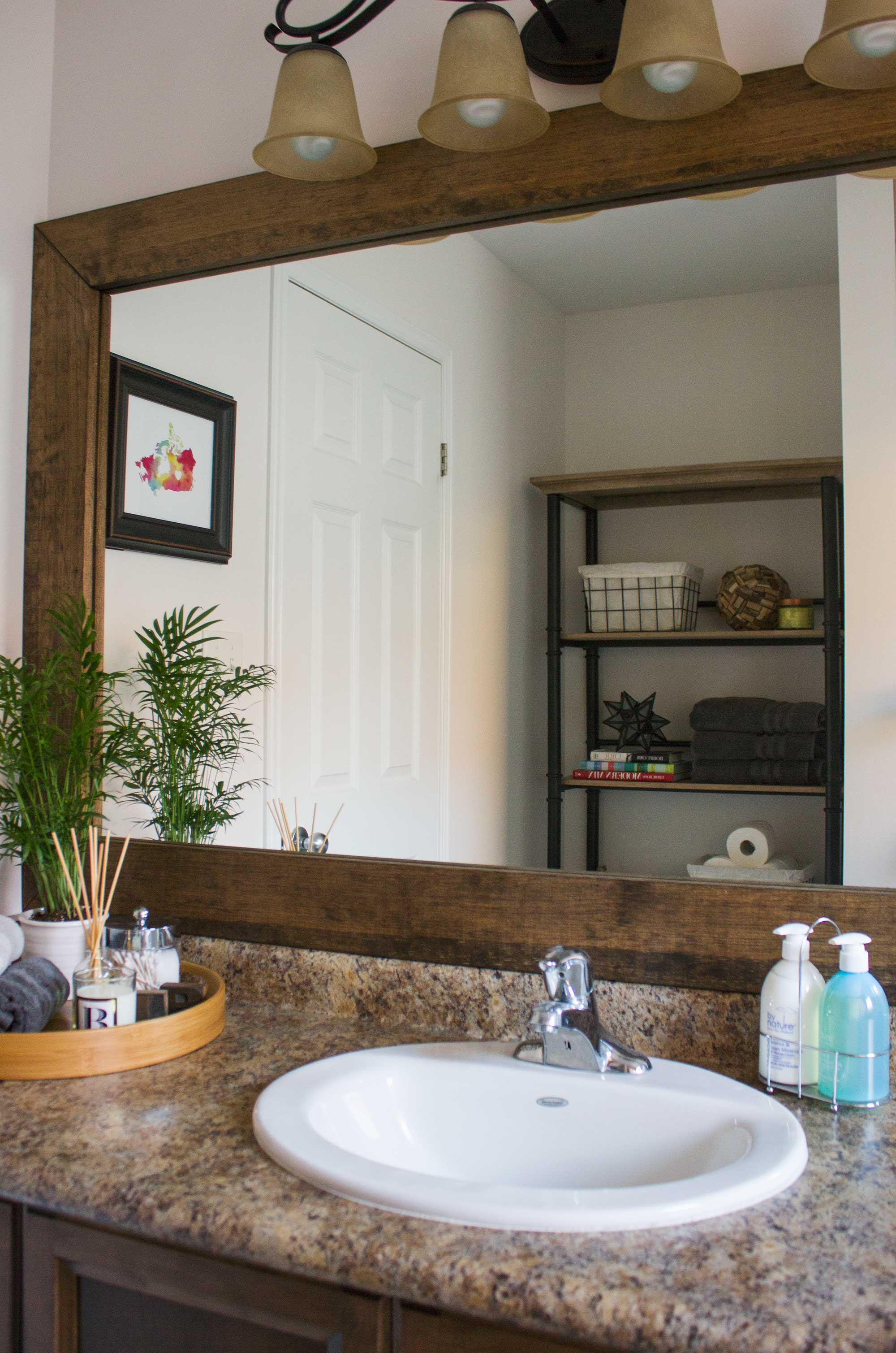 rustic-industrial-shelving-bathroom