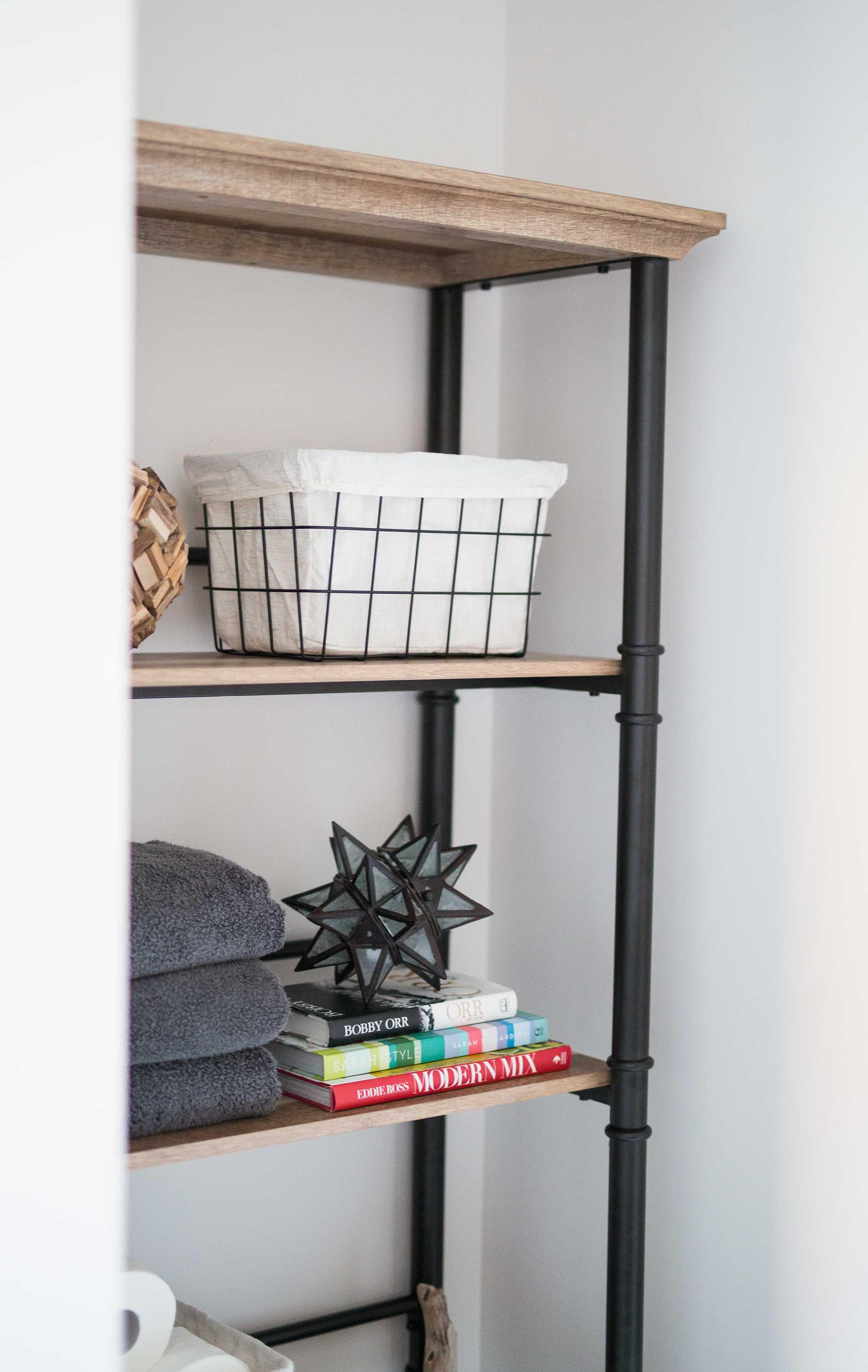 wooden-pipe-washroom-shelf