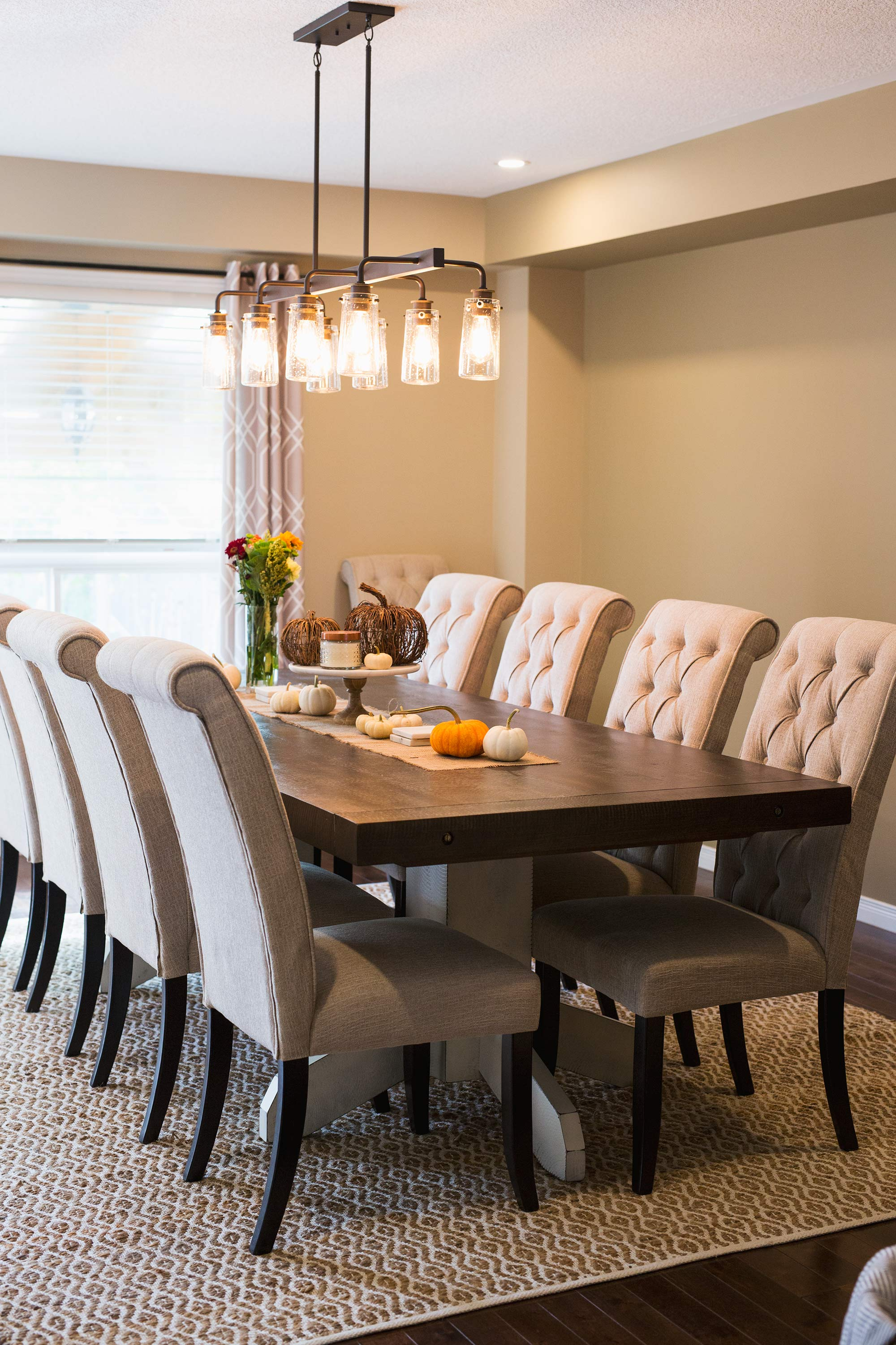Power Your Reno // Installing a Dining Room Light with an LEC