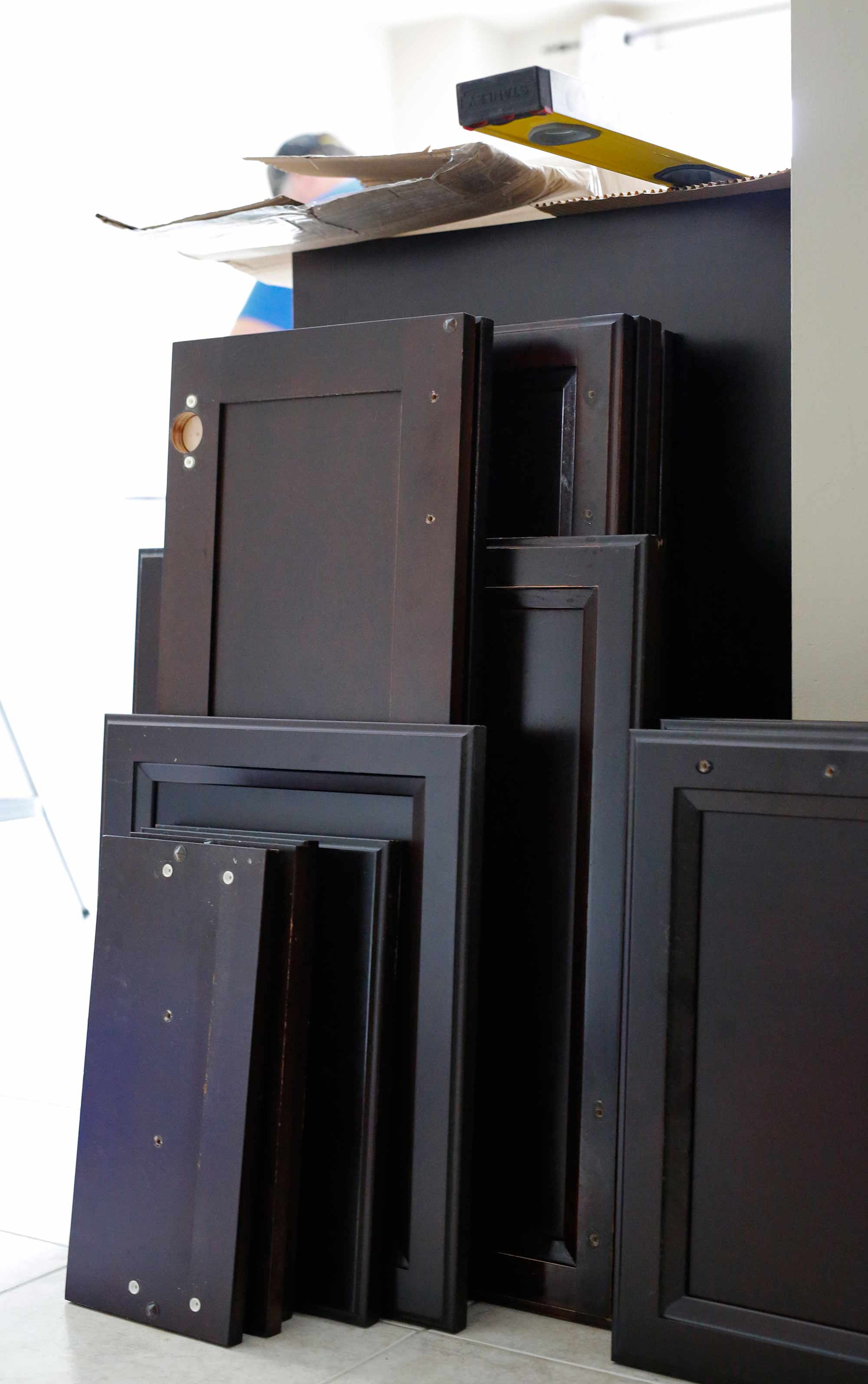 cabinet-doors-removed-discard