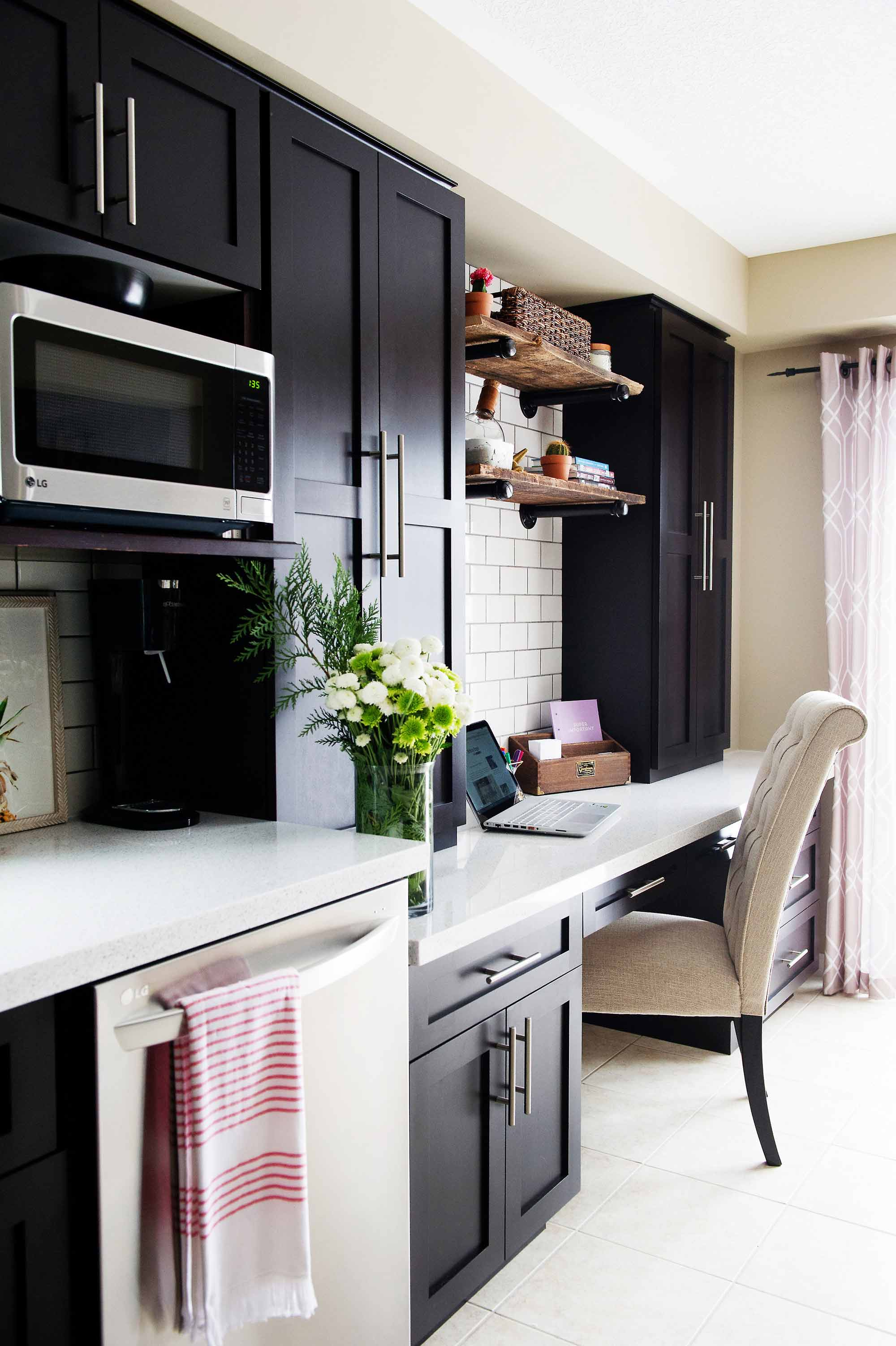 New Year New Kitchen My Full Kitchen Reveal Brittany Stager