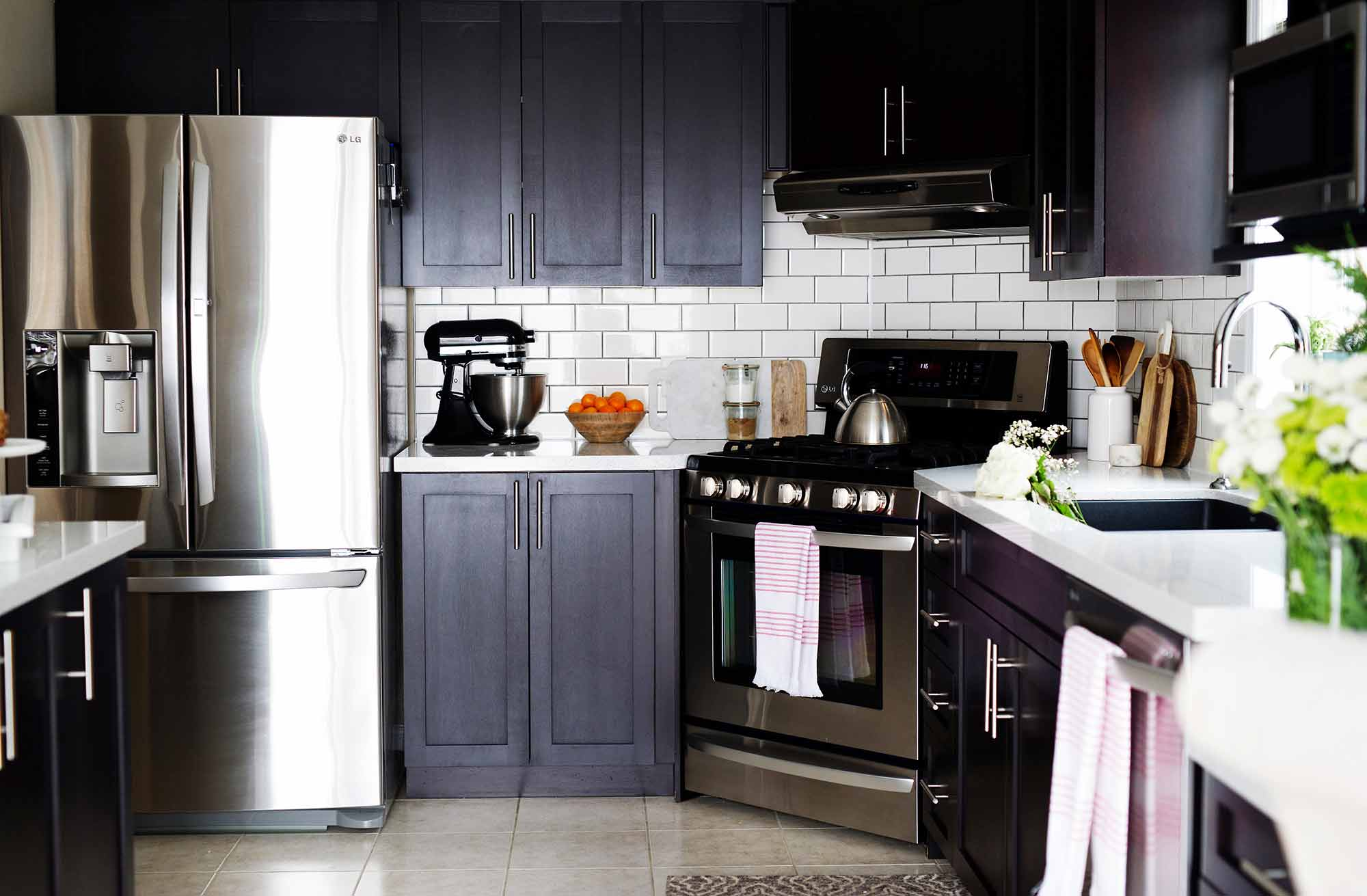 Renuit Kitchen Makeover with Home Depot