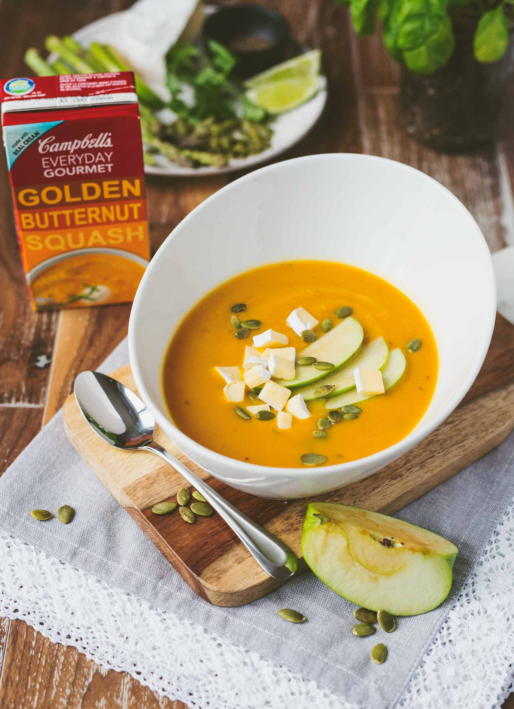 Campbell's Everyday Gourmet Golden Butternut Squash