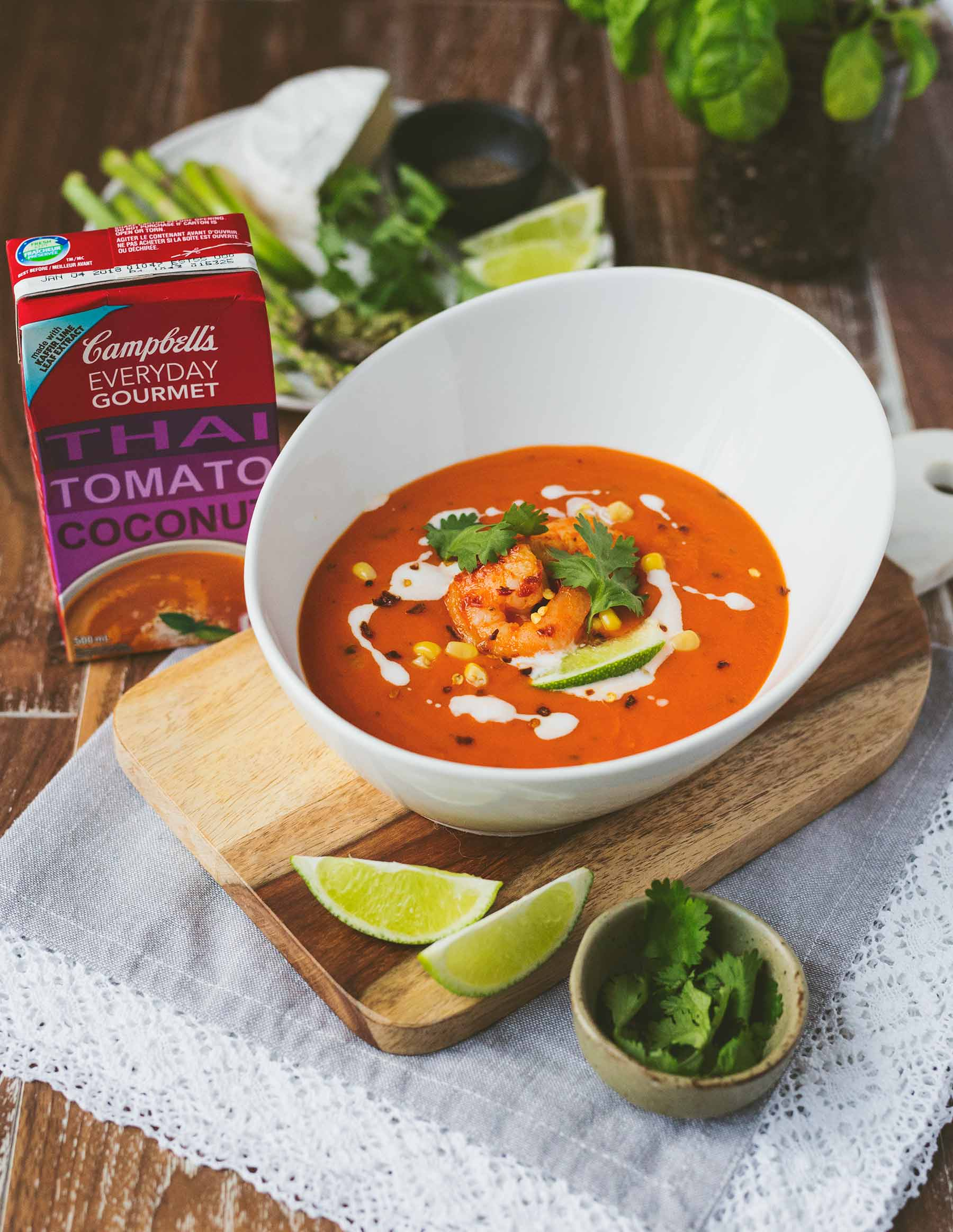 Campbell's Everyday Gourmet Thai Tomato Coconut