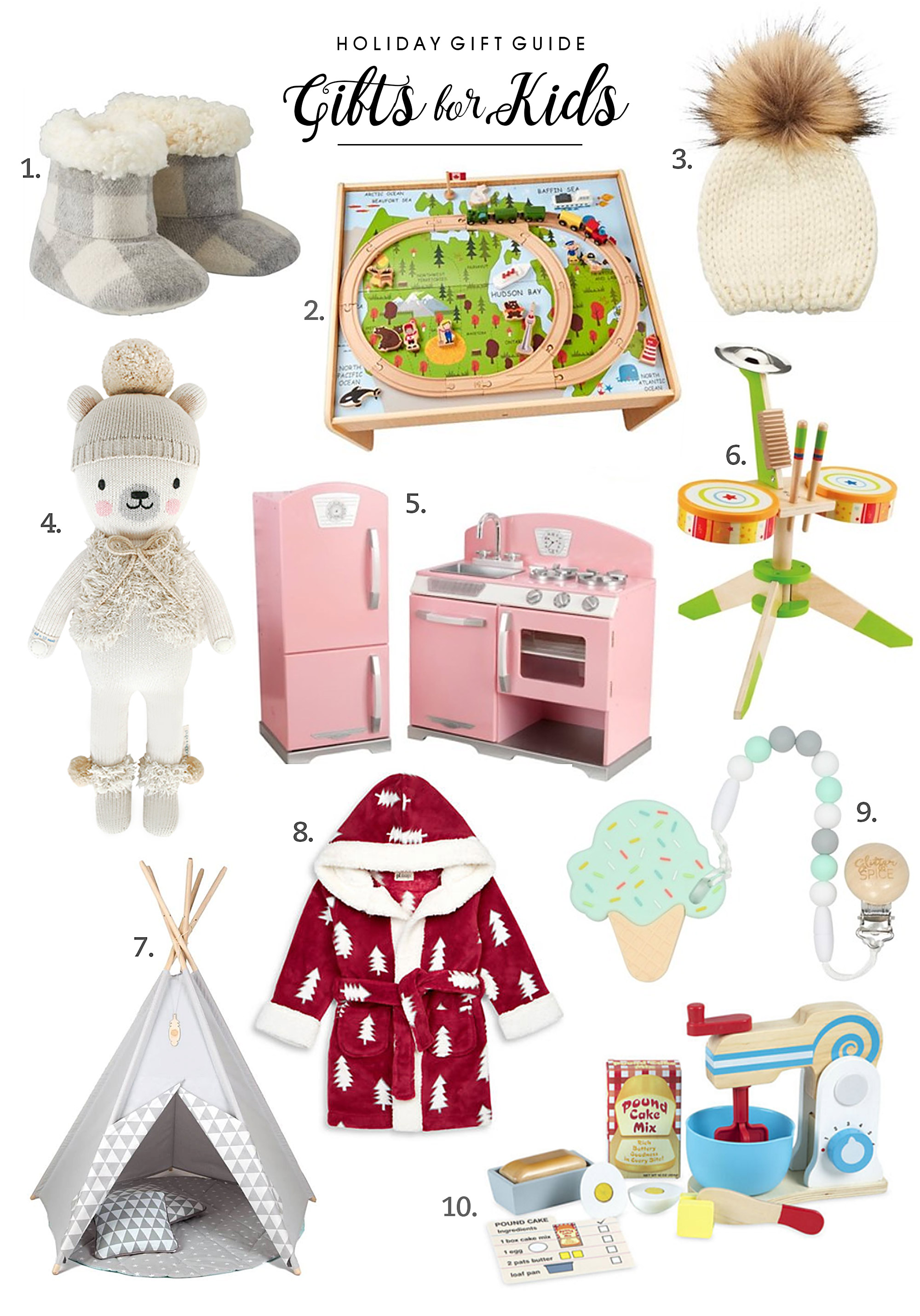 Last Minute Christmas Gifts for the Kids