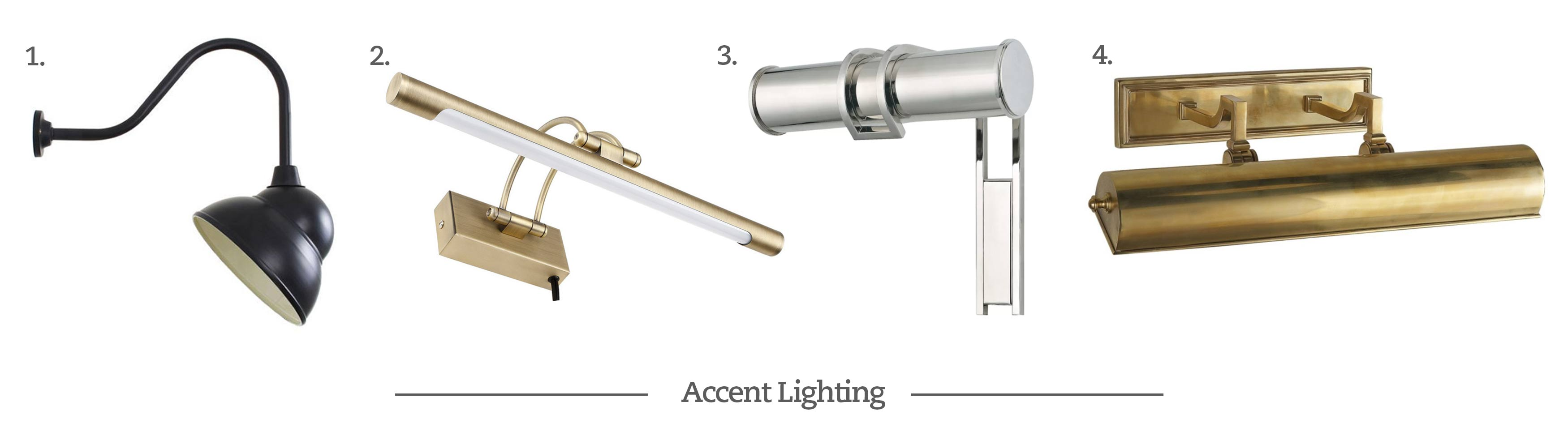 Accent Lighting Options