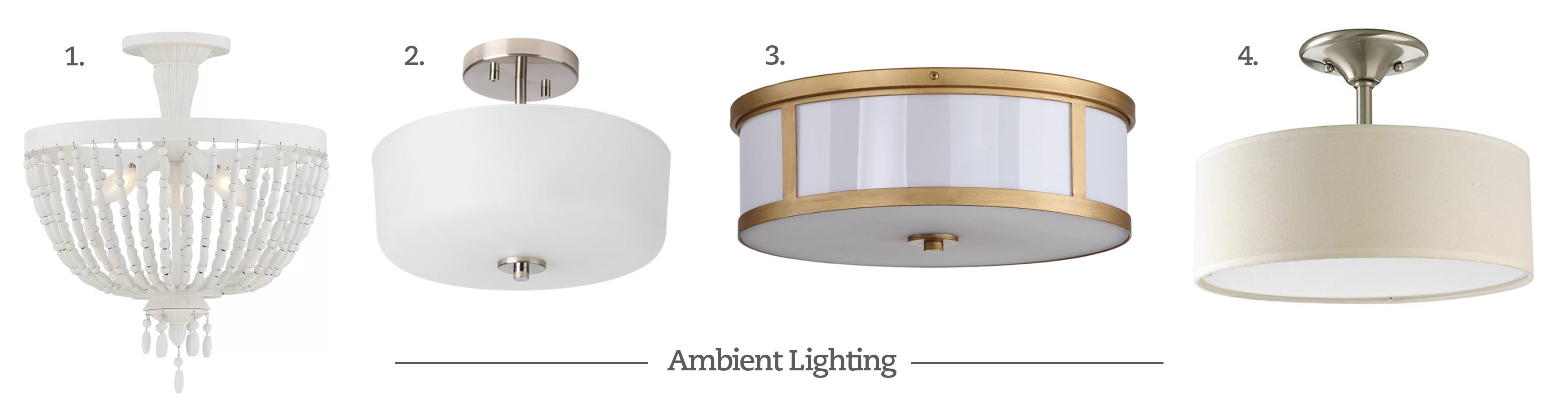 Ambient Lighting Options