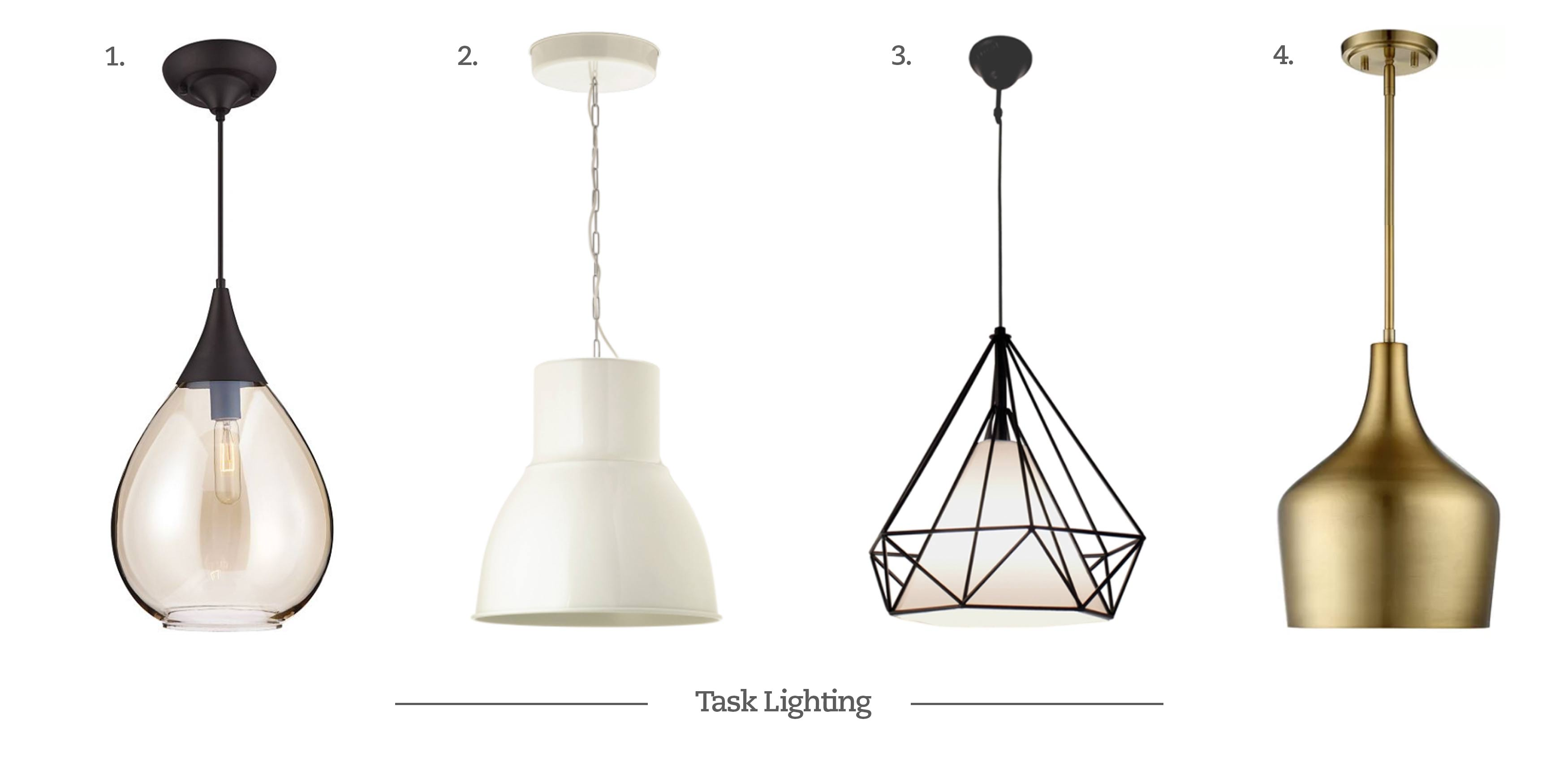 Task Lighting Options