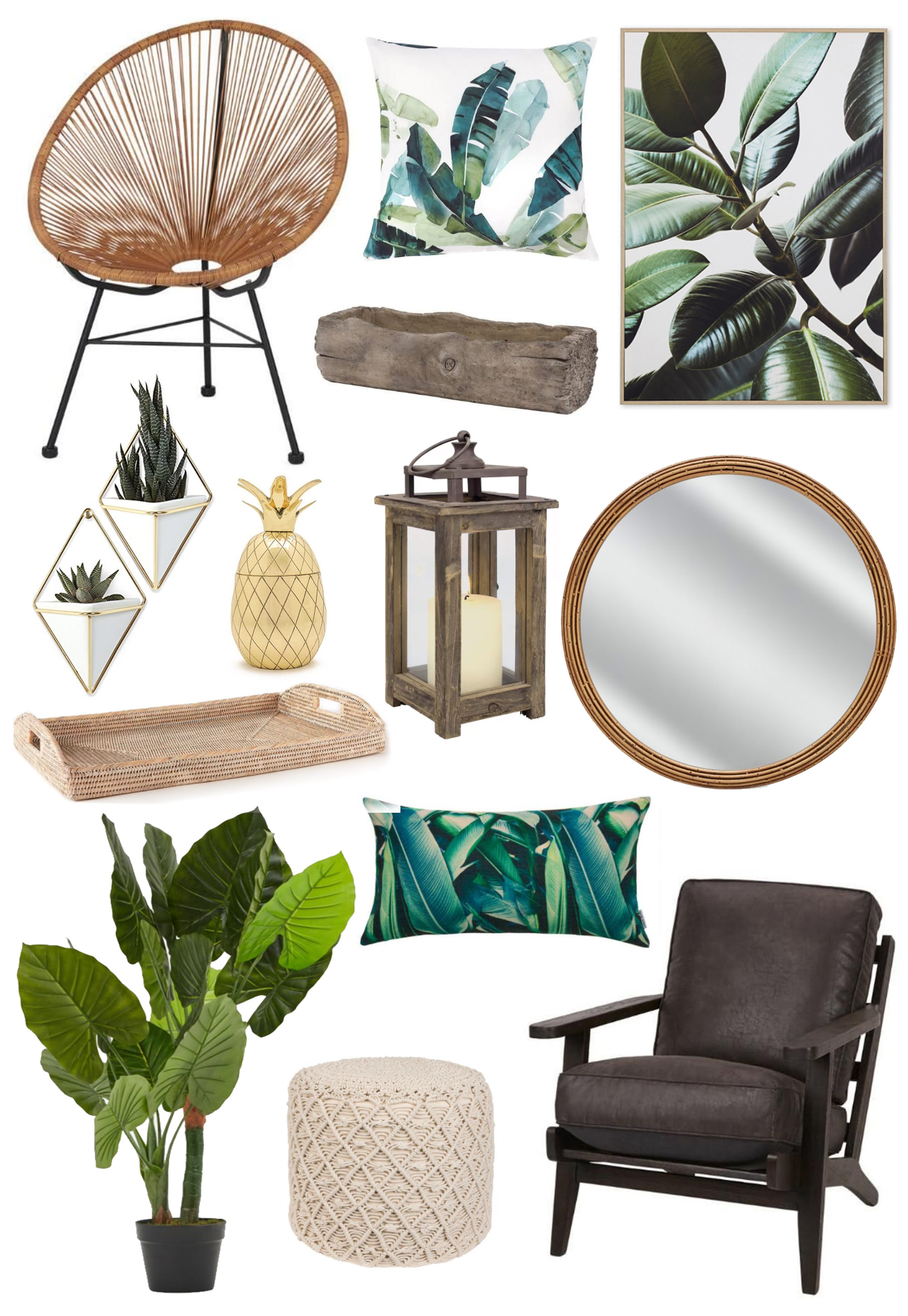 Brittany stager my daily randomness for Tropical home decor