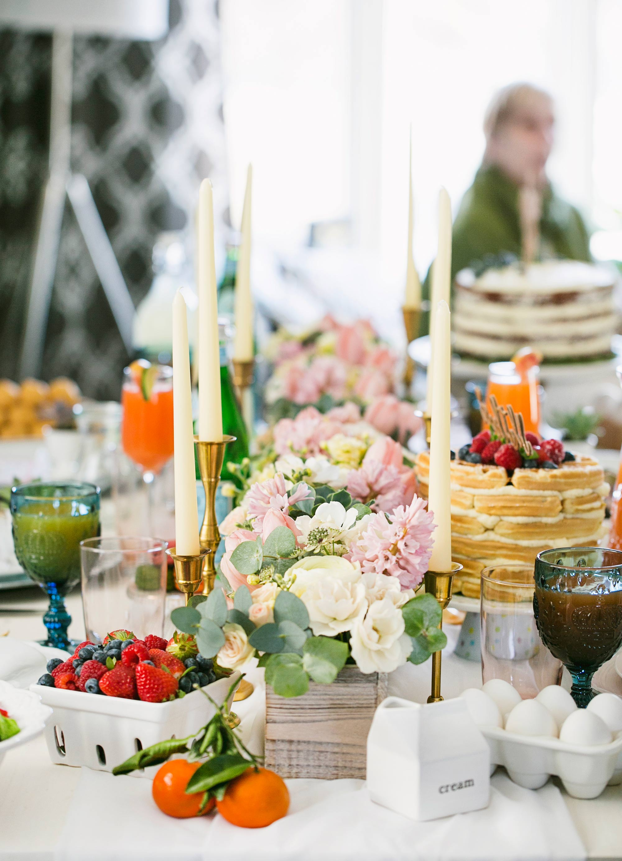 Tips for Designing Your Table for Mother's Day