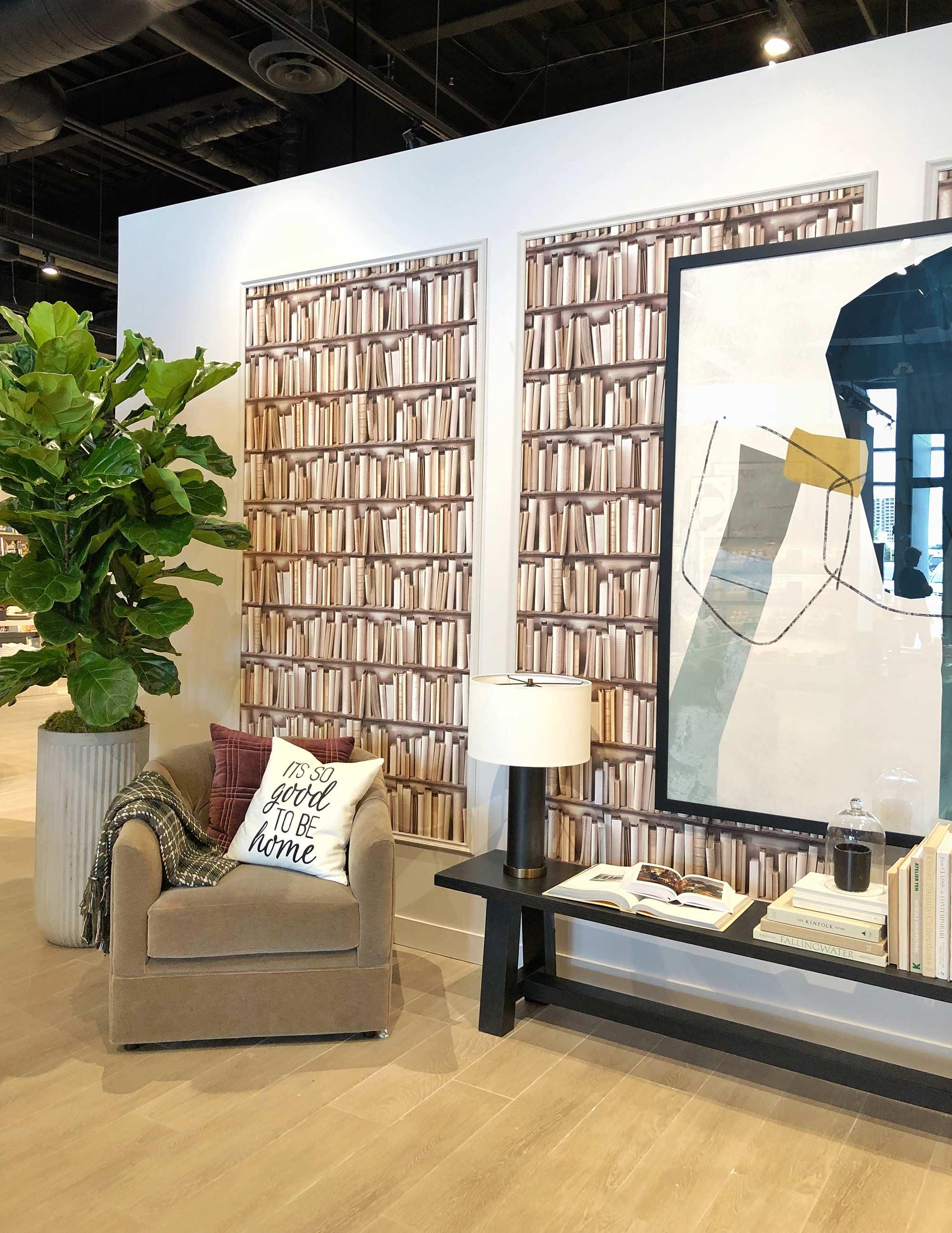 New Kitchener Indigo Store Interior