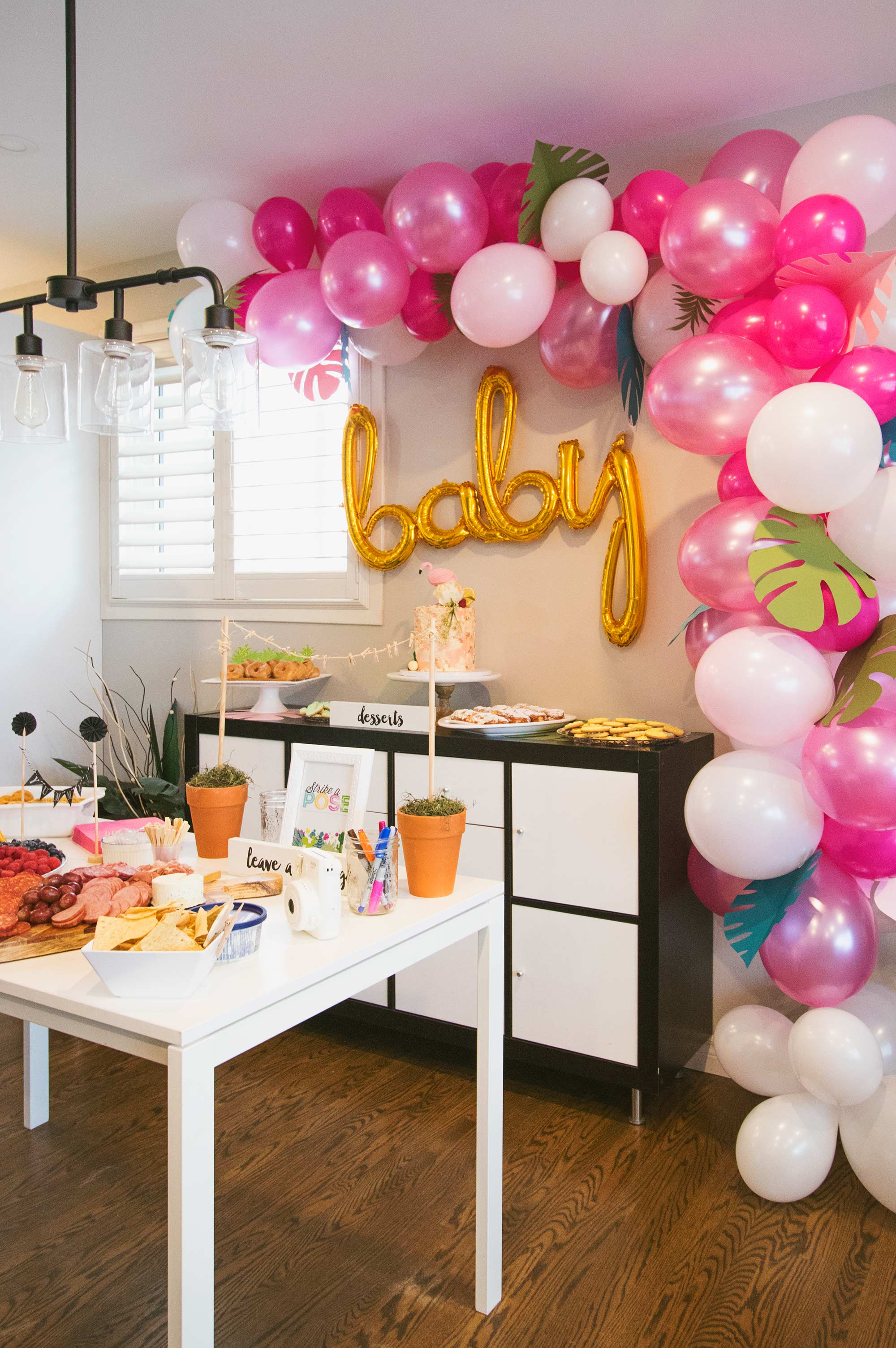 My Baby Shower Brittany Stager