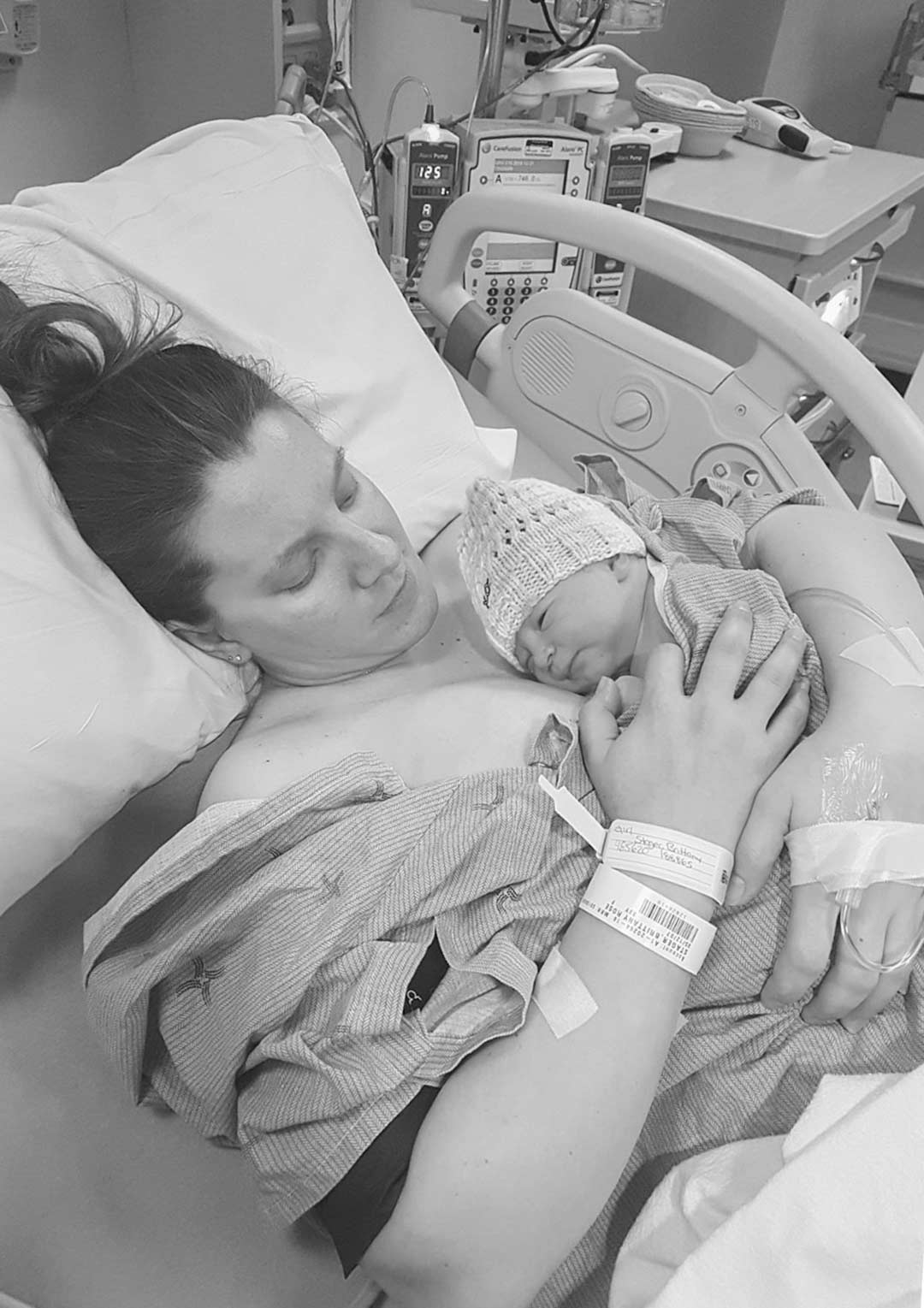 Welcome Emily Rose • Brittany Stager
