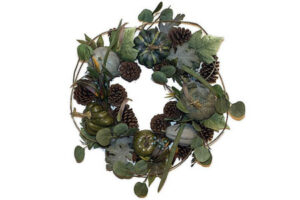 Fall Greenery Wreath