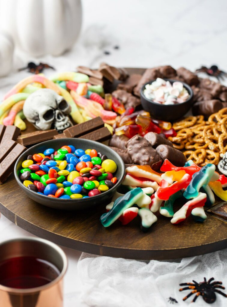 The Ultimate Halloween Candy Board
