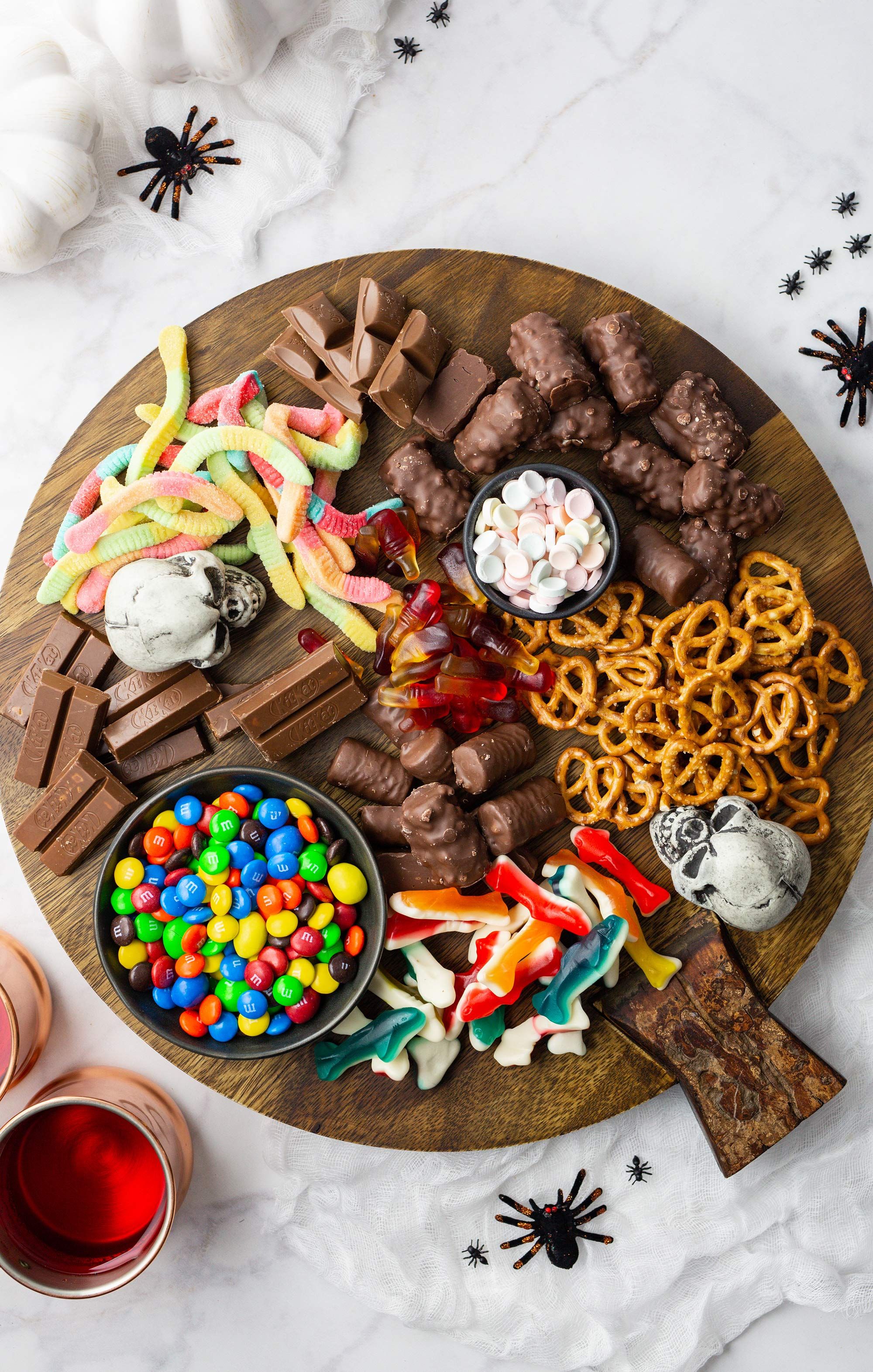 How to Create a Killer Halloween Candy Board