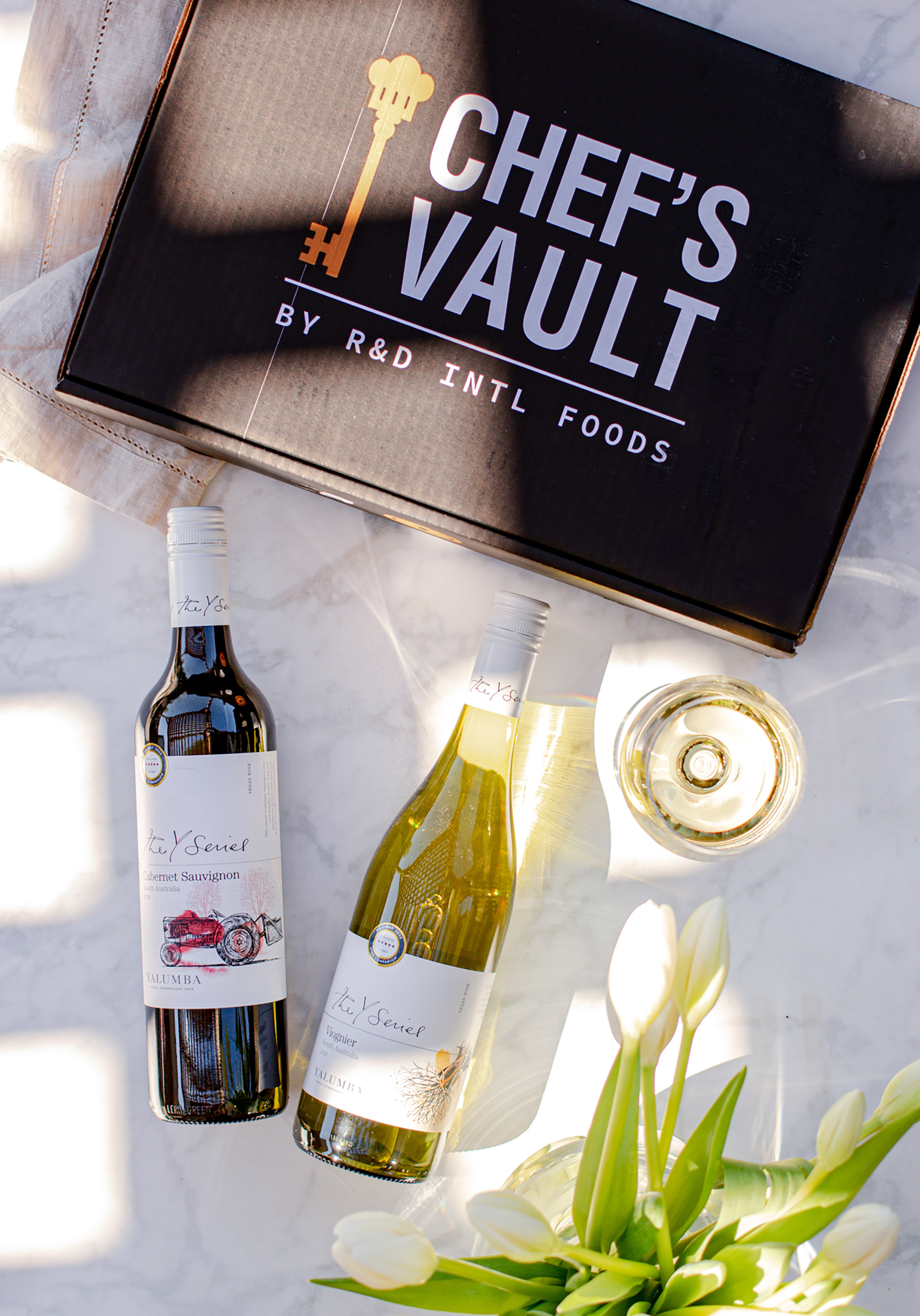 Yalumba Y Series Viognier Wine